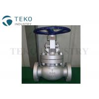 Quality Flanged End Bolted Bonnet Wedge Parallel Disc Gate Valve Class 150 ~ 2500Lb for sale