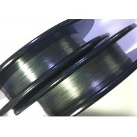 China Dia0.08mm Black Molybdenum Wire For Cutting LED Screen 99.95% Purity on sale