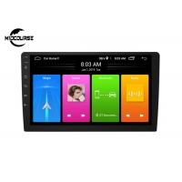 Quality Android CAR RADIO Universal Car DVD Player 2 DIN Car Radio Screen Mirroring BT FM GPS Wifi DSP 2.5D Glass for sale