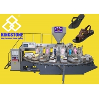 China 185 Pairs/Hour Plastic Footwear Making Machine for sale