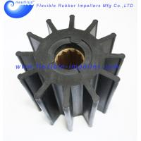 Quality Water Pump Flexible Rubber Impeller Replace Johnson Impeller 09-814B for Johnson F9 water pump for sale