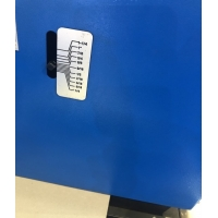 """Quality Max Size 1-1/4"""" No need change mould Double Loop Wire Spool Binding Machine for sale"""