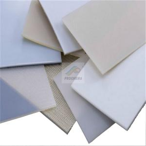 Quality PVDF anticorrosive low friction aging resistant Sheet for sale