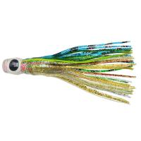 skirts big game lures Two   different sizes of Wahoo trolling fishing lures CHOCT14
