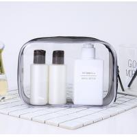 Quality New Trend Product Transparent Makeup Organizers Travel Bag PVC Small Convenient Makeup Accessories Cosmetic Bag for sale
