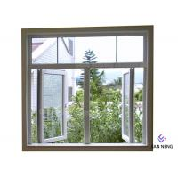 Buy cheap Aluminum alloy doors and Windows for sound insulation and heat insulation from wholesalers