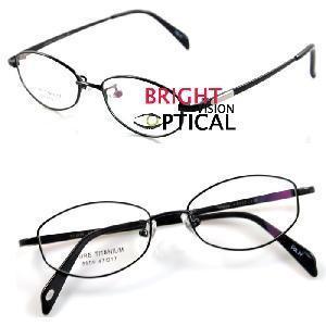 Quality Pure Titanium Optical Eyeglasses Frames (8909) for sale