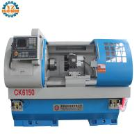 Quality CNC Lathe Machine Tool CK6150 Cheap CNC Torno From China For Metal Cutting Lathe for sale