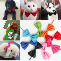 China Wholesale Pet Cat Dog Clothes Fashion Dog Bows Ties on sale