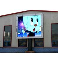 Quality P10 full color outdoor advertising led display Video with Cree/Nichia led chips for sale