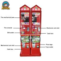 Buy cheap Helix Capsule Gumball Vending Machine For Shopping Mall / Food Packaging from wholesalers