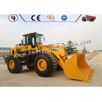 Buy cheap Front End Loader Heavy Construction Equipment 6 Ton SAM967 SAM966 Wheel Loader from wholesalers