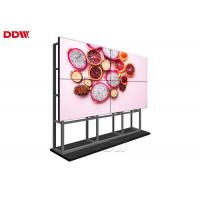 Quality Standalone Multiple TV Video Wall , Large Video Wall Displays Dynamic Image for sale