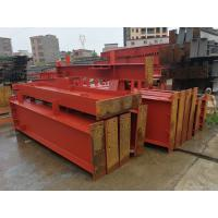 Quality Prefabricated H Shape Workshop Steel Structure 6000㎡ Sand Blasting for sale