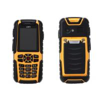 Quality 2 Quad Band Dustproof Waterproof GSM Phone Dual Sim Cellular Phone for sale