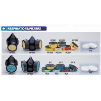 Quality Safety Respirators and Filters with certificate CE & ANSI for sale