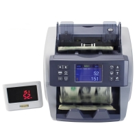 Quality FMD-880 Bill Counter Value Currency Value Counter USD EUR CAD Muilti currencies mixed denomination bill counter for sale