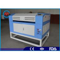 China Wood Craft Small CNC Laser Engraving Cutting Machine With Stepper Driver on sale