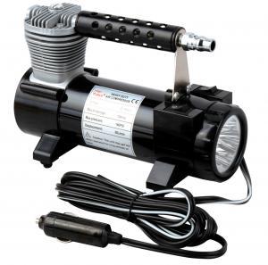 12v Single Black Cyclinder Portable Vehicle Air Compressor For Car Inflation 150PSI