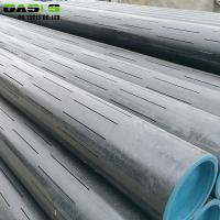 """Quality Round OD 5 1 / 2 """" Laser Slotted Well Screen With N80 Material Base Pipe for sale"""