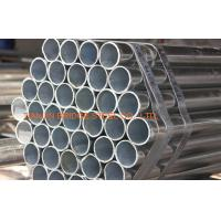 Quality Round Hot Dip Galvanized Steel Water Pipe , Electronic Fusion Welded EFW Pipe for sale