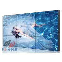 China 1080P FHD Video Wall Display Systems Large Display Monitor For Waiting Rooms And Reception on sale