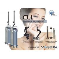Quality 40W CO2 Fractional Laser Machine For Resurfacing , Scar Removal , Vagina Tightening Machine for sale