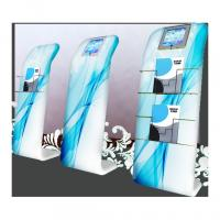 Best Optional IPad Frame Tension Fabric Banner Stands Fabric Tube Literature Stand wholesale