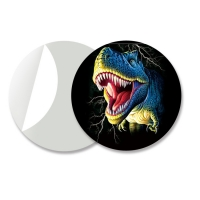 Quality Small Size Sticker For Kids Custom 3d Stickers / lenticular image printing for sale