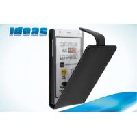Quality Anti scratch Vertical Flip LG Leather Phone Case for LG E960 Google nexus 4 for sale