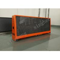 Quality P4 Top Grade Taxi Top LED Display 1R1G1B Pixel Configuration 10% - 95% RH for sale