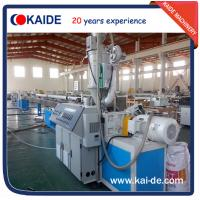 Cylindrical Drip Irrigation Pipe Making Machine Supplier from China KAIDE