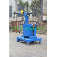 Buy cheap Steel Structure Movable Telescoping Boom Crane With Luffing And Slewing System from wholesalers