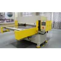 Durable Multifunction Travel Head Cutting MachineWith Die Clamping Device