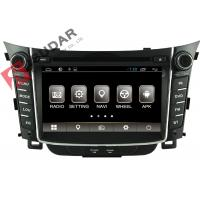Quality 1080p Radio Android 6.0 2 Din Car Dvd Player For HYUNDAI I30 2011-2013 for sale
