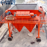 Quality Conveyer Fast Simple Port Hopper for sale for sale
