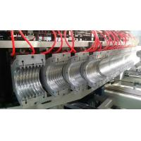 Quality SBG300 Stable Running DWC Pipe Line , High Speed Plastic Pipe Extrusion Line for sale