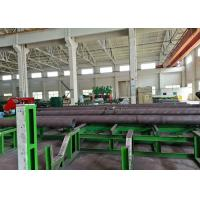 Quality Black Galvanized Erw Carbon Steel Pipe ASTM A53 BS1387 DIN2244 Oil Coated GB for sale