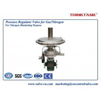 China Pressure Regulator Valve For Gas/Nitrogen, DN50 PN16, Material: SS304, Inlet Pressure 6Bar on sale