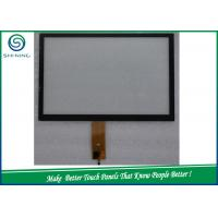 Best 0.7mm ITO Sensor Glass To 1.1mm 6H Cover Glass 10.1'' Capacitive Touch Screen wholesale