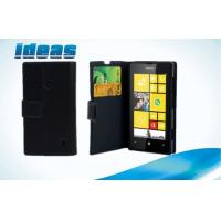 Quality For Lumia 520 Nokia Leather Phone Case for sale