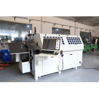 Buy cheap CNC Computer Control Automatic Wire Forming Machine 10 Axis Convenient Operation from wholesalers