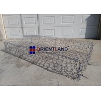 Buy cheap Erosion Control 100×120mm Gabion Basket Retaining Wall from wholesalers