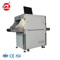 Buy X Ray Metal Detector Scanner , Luggage Metal Detecting Equipment at wholesale prices