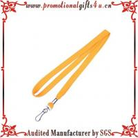 Best Yellow Gold Lanyard with Metal Hook wholesale