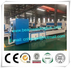 Quality 1500w Fiber Laser Metal Sheet Pipe Cutting Machine , CNC Plasma Cutting Machine For Sheet for sale