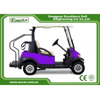 Quality 45kmph Used Low Speed Electric Vehicles 2 Rear Seat With AC DC System for sale
