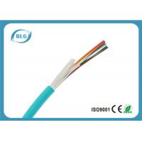 Non Unitized 6 Strand Fiber Optic Cable , MM 50 / 125 OM4 Fiber Optic Network Cable