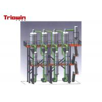 Quality Fruit Juice Beverage Processing Equipment Forced External Circulation Concentrator for sale