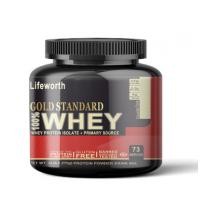 Quality Butterscotch Flavor Whey Protein Chocolate Powder / Whey Protein Isolate for sale
